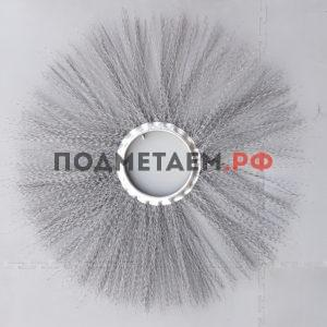 Диск щеточный 120x550 (металлический, проставочный)