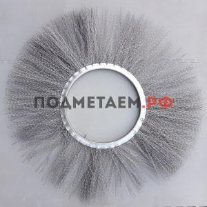Диск щеточный 254x660 (металлический, проставочный)