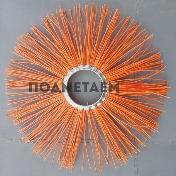Диск щеточный 120x550 (полипропиленовый, проставочный)